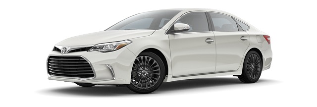 2018 Toyota Avalon side