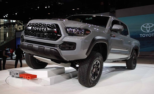 2018 Tundra Cement >> 2018 Toyota Tacoma: TRD Pro, Changes, Price - Toyota Wheels