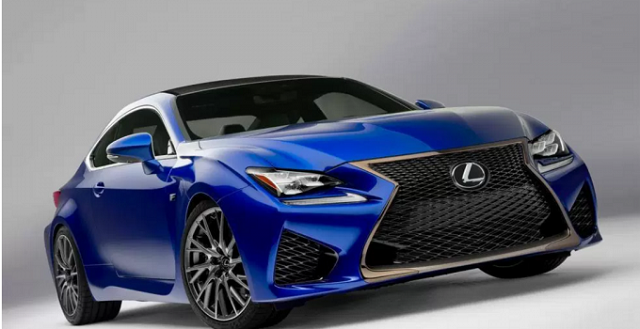 2018 Lexus Rc 350 F Sport Specs Price Design Toyota Wheels