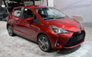2018 Toyota Yaris front