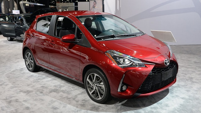 Hyundai Accent Hatchback 2017 Review >> 2018 Toyota Yaris: Price, Hatchback, Review - Toyota Wheels