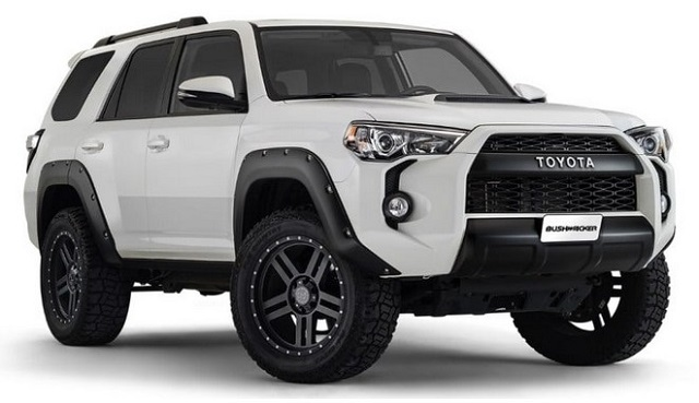 2018 Toyota 4Runner TRD Pro: Review, Price, Interior, Colors - Toyota Wheels