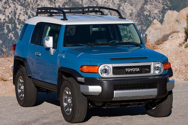 2019 Toyota Fj Cruiser Specs Design Rumors Toyota Wheels
