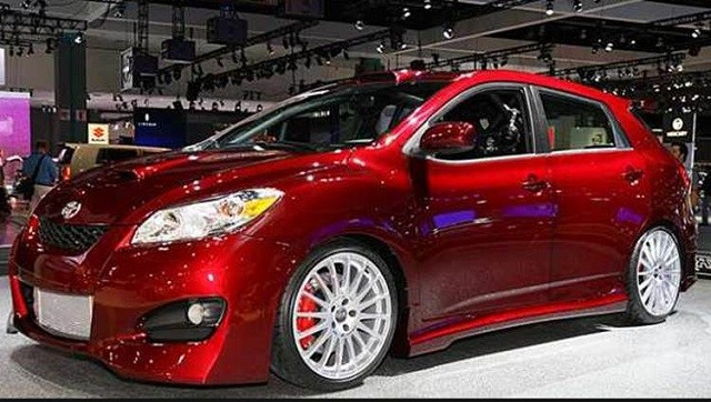 2019 Toyota Matrix Rumors Design Review Toyota Wheels