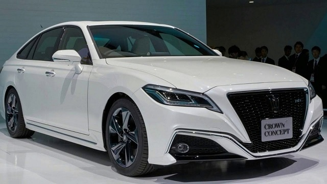 2019 Toyota Crown Price Interior Specs Toyota Wheels