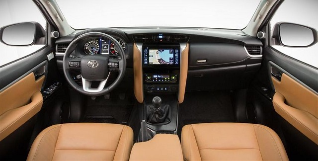 2019 Toyota Fortuner: Interior, Powertrain, Specs - Toyota ...
