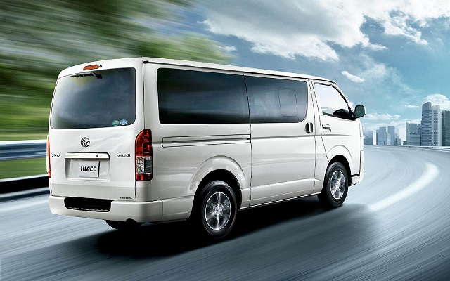 2019 Toyota Hiace Improvements Review Price Toyota Wheels