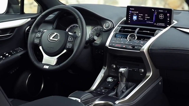 2019 Lexus Nx Release Date Design Price Toyota Wheels