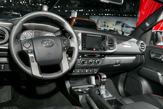 2019 Toyota Tacoma Trd Pro Price Colors Interior