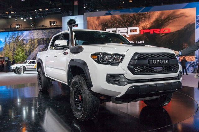 2019 Toyota Tacoma Trd Pro Price Colors Interior Toyota Wheels