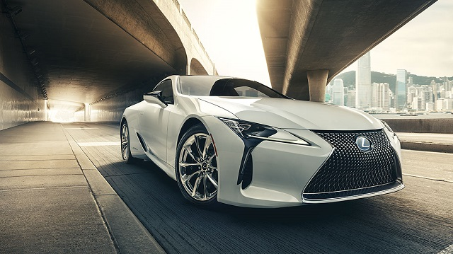 2019 Lexus Lc 500 Coupe Price Interior Specs Toyota Wheels