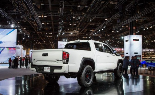 2019 Toyota Tacoma Interior Trd Pro Price Upgrades