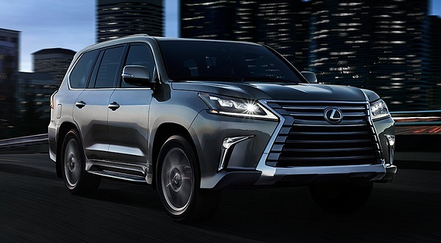 Lexus Lx 570 2019 | Best new cars for 2018