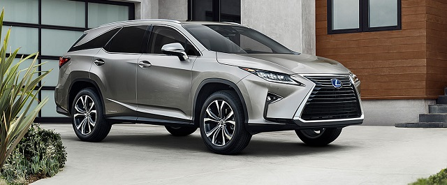 2019 Lexus RX 350 Price Redesign Arrival Toyota Wheels