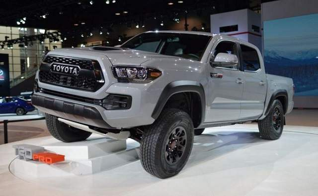 2019 Toyota Tacoma Diesel Release Date Mpg Price Toyota Wheels