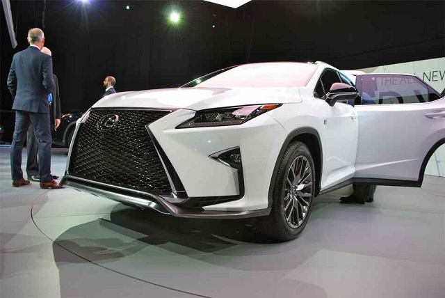 Lexus Nx Hybrid >> 2019 Lexus RX 450h Hybrid: Release Date, Price, Review - Toyota Wheels