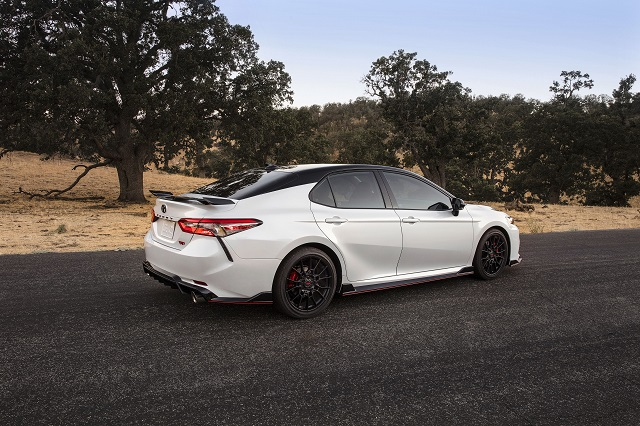 2020 Toyota Camry TRD price