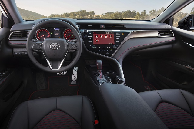2020 Toyota Camry TRD release Date
