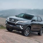 2020 Toyota Fortuner Facelift