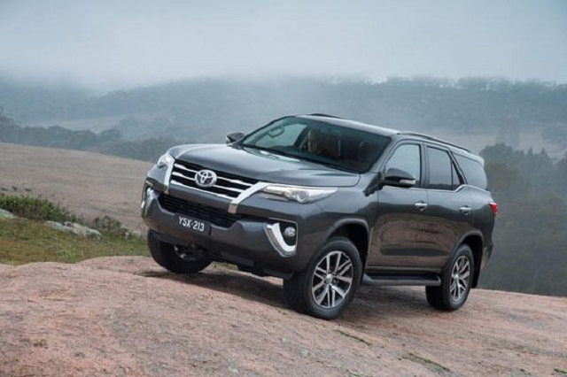 2020 Toyota Fortuner Facelift Specs Usa Toyota Wheels