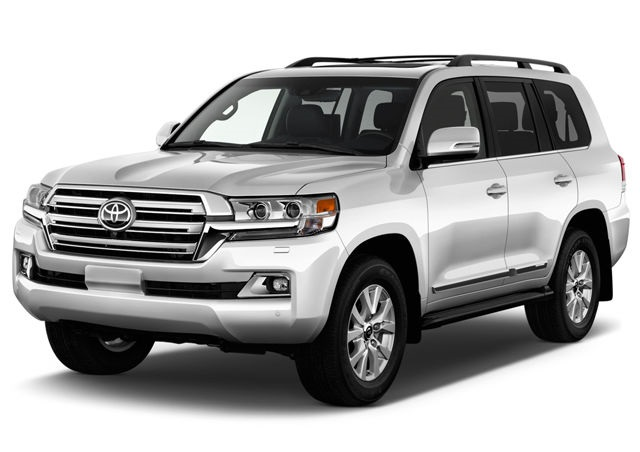 2020 Toyota Land Cruiser 300 redesign