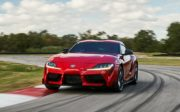 2020 Toyota Supra front view