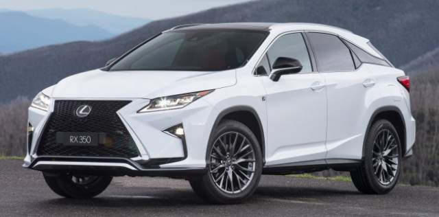 2021 lexus rx 350 has been rumored  toyota wheels