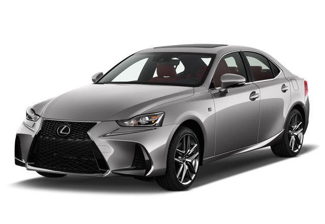 2021 Lexus IS redesign