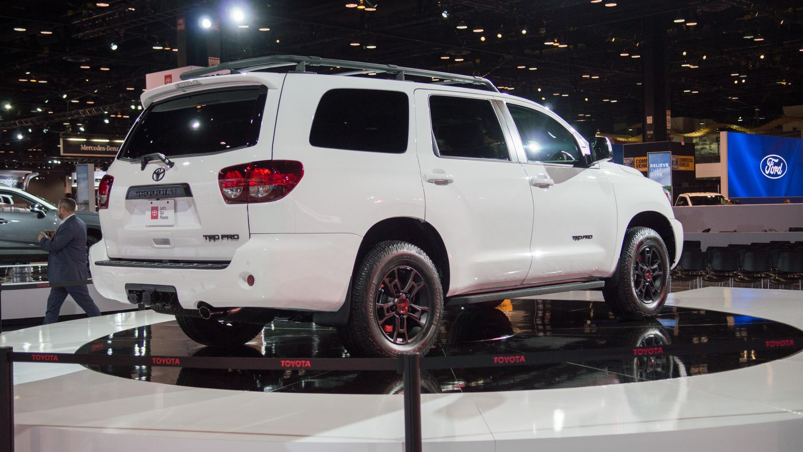 2021 Toyota Sequoia redesign